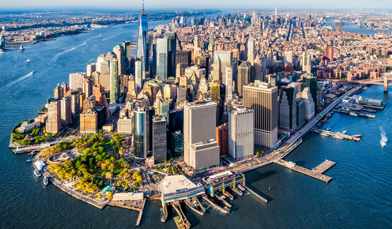 Discover Manhattan at Newyork