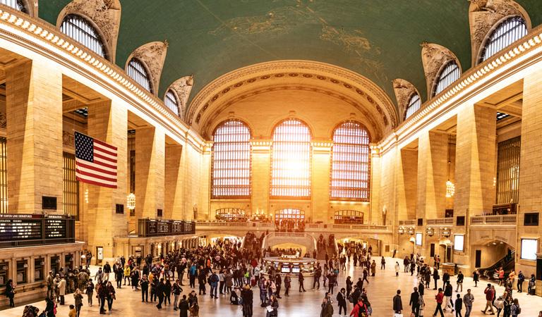 Grand Central Terminal of Newyork