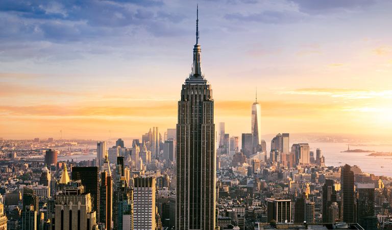Newyork Empire State Building