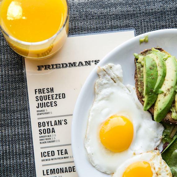 Bed & Breakfast of Hotel Edison Newyork