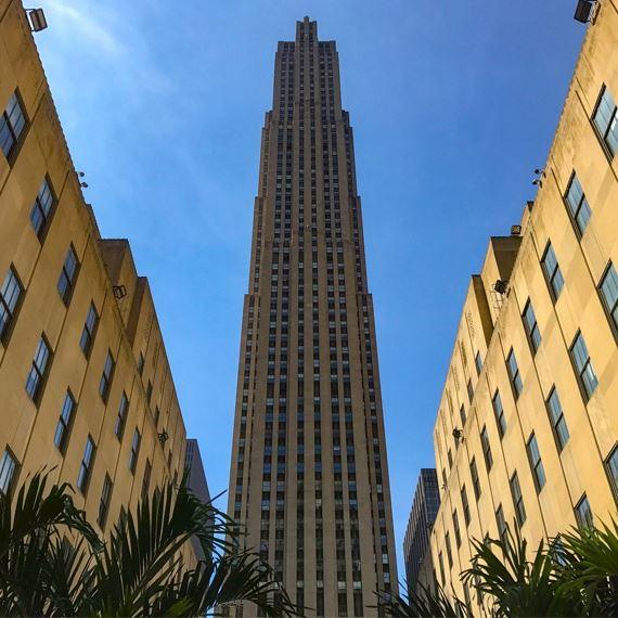 Newyork Rockefeller Center