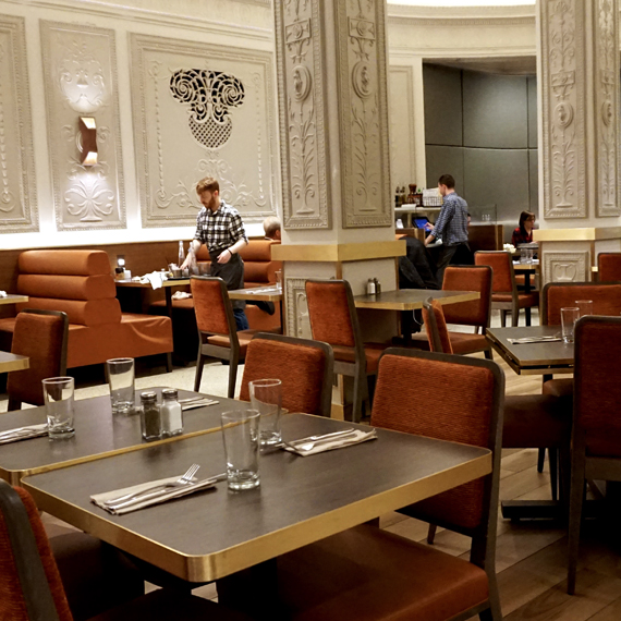 Gluten-Free Dining Goes Gourmet in NYC's Theater District