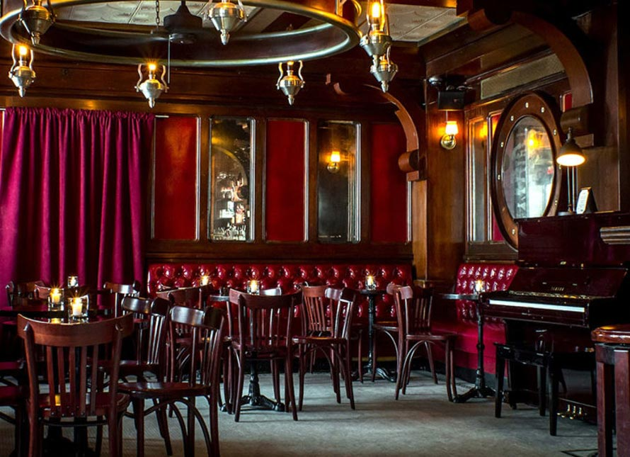 The Rum House of Hotel Edison newyork