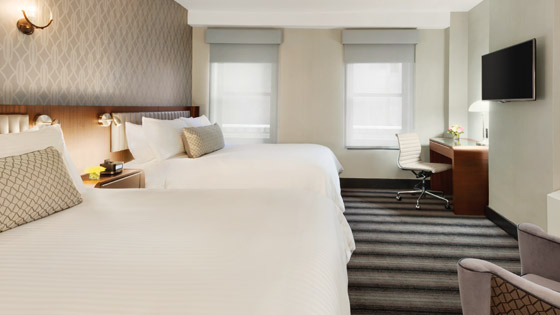 Advance Purchase at Hotel Edison Newyork