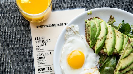 Bed & Breakfast of Hotel Edison New york
