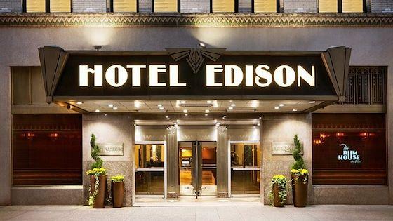 Edison Hotel NYC