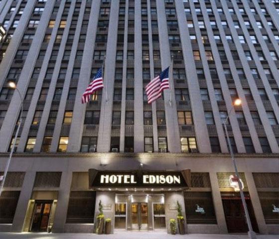 The Edison New York City, by Liz Granirer
