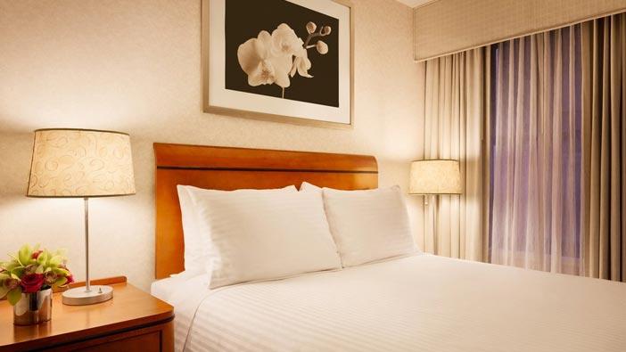 Classic Room of Hotel Edison Newyork