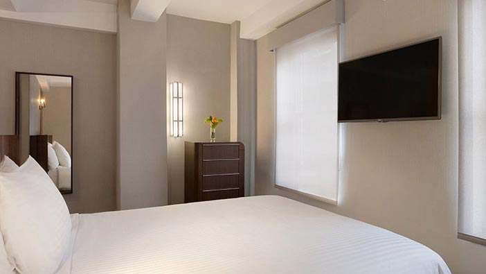Hotel Edison Newyork Signature 1 Queen Bed
