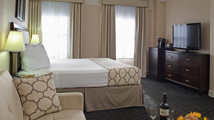 Classic Junior Suite Hotel Edison Newyork