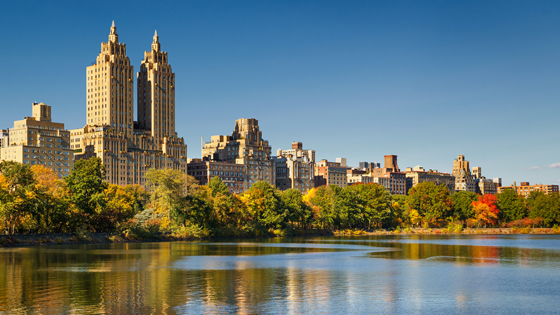 Newyork's Upper West Side & Central Park