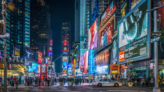 Times Square & Rockefeller Center Newyork